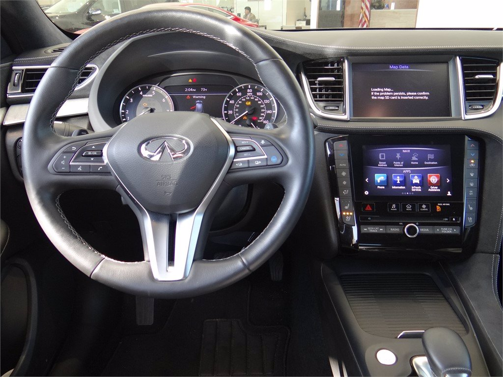 Pre-Owned 2019 INFINITI QX50 ESSENTIAL
