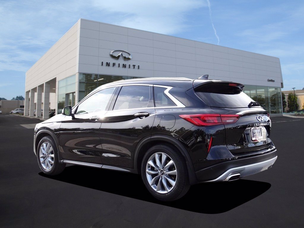 Certified Pre-Owned 2020 INFINITI QX50 LUXE