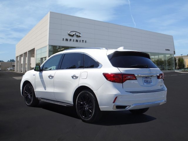 Pre-Owned 2018 Acura MDX Sport Hybrid w/Advance Pkg