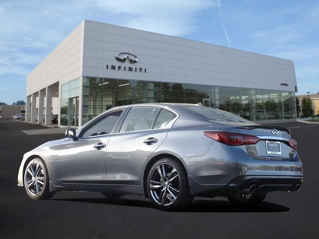 New 2019 INFINITI Q50 3.0t Signature Edition