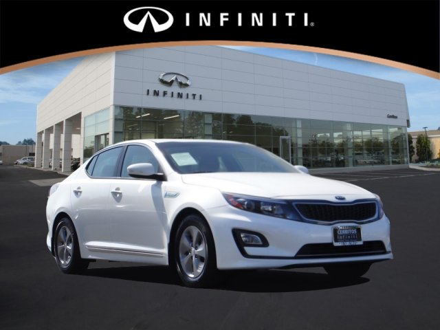 Pre-Owned 2016 Kia Optima Hybrid Hybrid