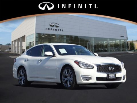 Certified Pre-Owned 2016 INFINITI Q70