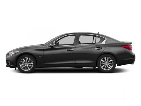 Certified Pre-Owned 2017 INFINITI Q50 2.0t