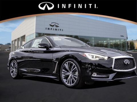 Pre-Owned 2019 INFINITI Q60 3.0t LUXE RWD