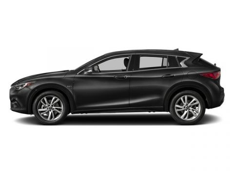 Certified Pre-Owned 2017 INFINITI QX30 Sport